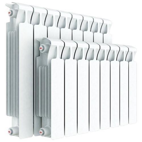 Радиаторы биметаллические алюминиевые
